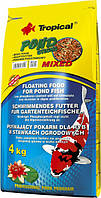 Tropical Pond sticks mixed 50L/4kg код 40311