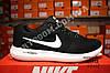 Кроссовки Nike Zoom Flyknit Max Black Черные женские реплика, фото 2