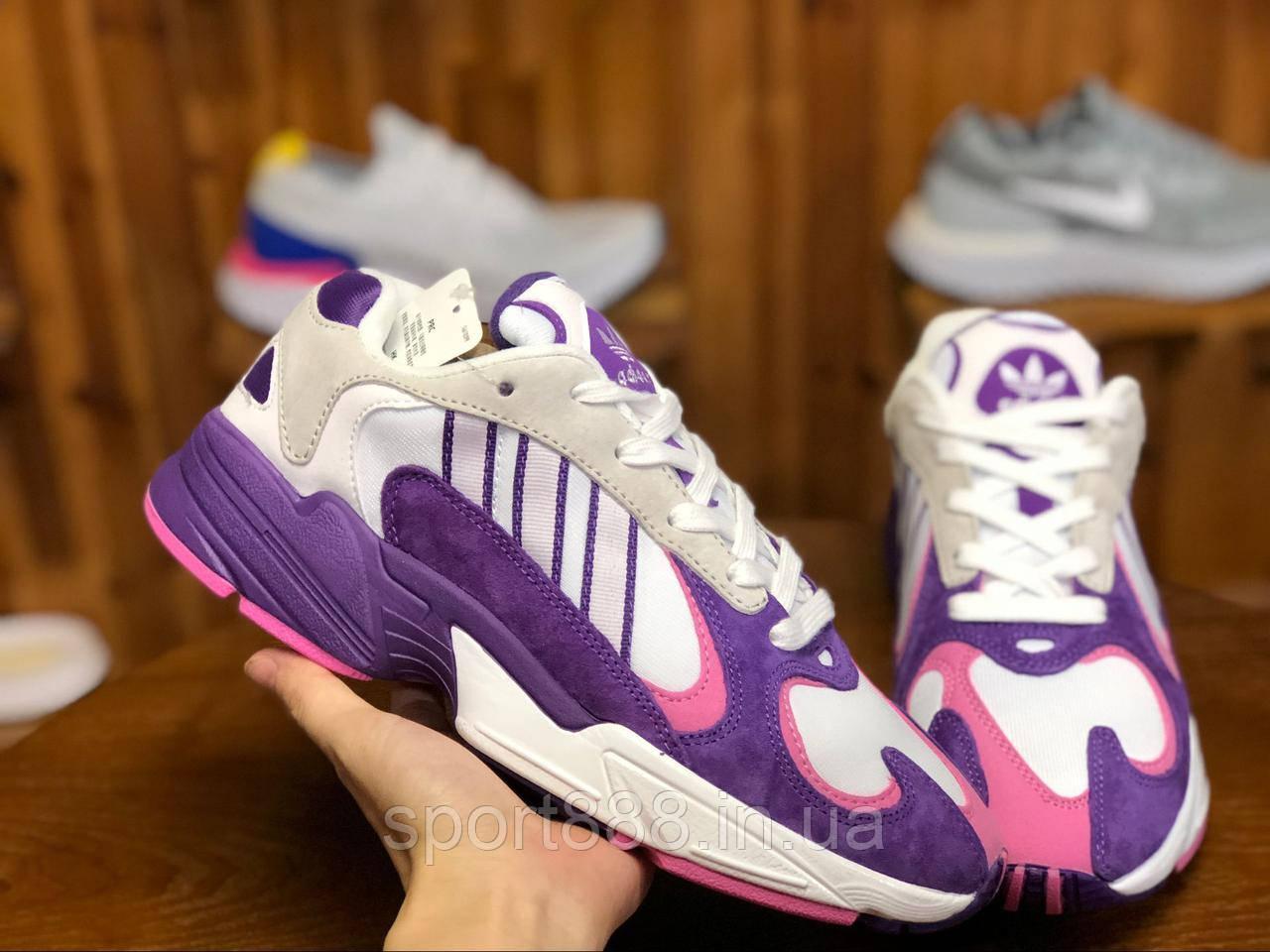 Adidas Originals Yung 1 Dragon Ball Z Frieza мужские кроссовки ... 642ec629a