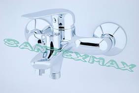 Смеситель для ванной латунный Haiba Dario 009 Euro New