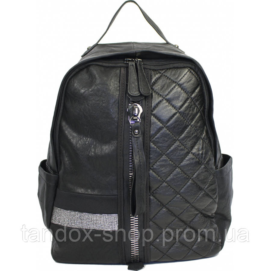 Рюкзак №6209-3A Чёрный
