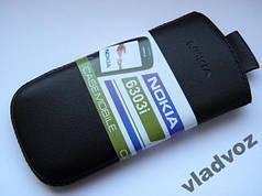 Качественный чехол-пенал NOKIA 6303i плотный