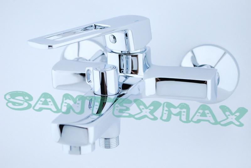 Смеситель для ванной латунный Haiba Enio 009 Euro New