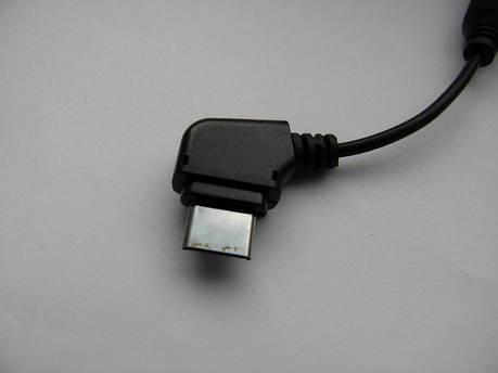 Переходник на наушники SAMSUNG 3.5 d800, d820, d900, d520, e490, фото 2
