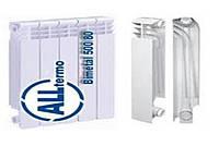 Радиатор биметаллический ALLtermo 500/80