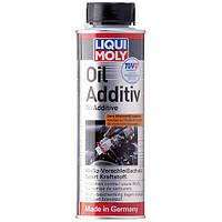 Антифрикционная присадка с дисульфидом молибдена в моторное масло Liqui Moly Oil Additiv, 300мл LQ1998