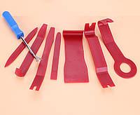 Набор съемников обшивки авто 8 предметов