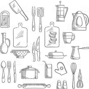 Другие кухонные принадлежности