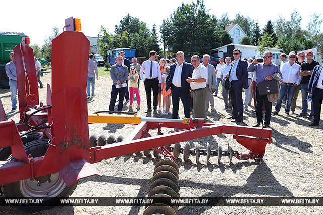 точное земледелие, Белорусия