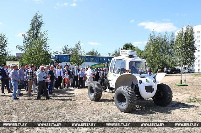 точное земледелие, Минск