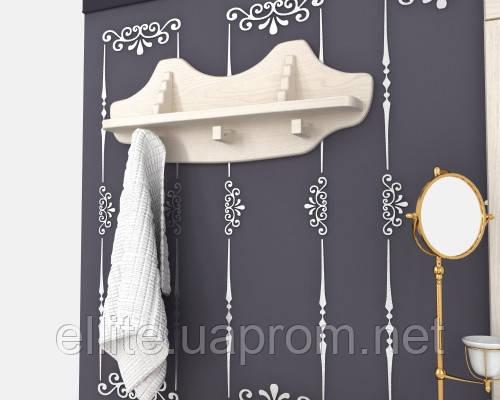 Полочка для ванной комнаты Дельфин