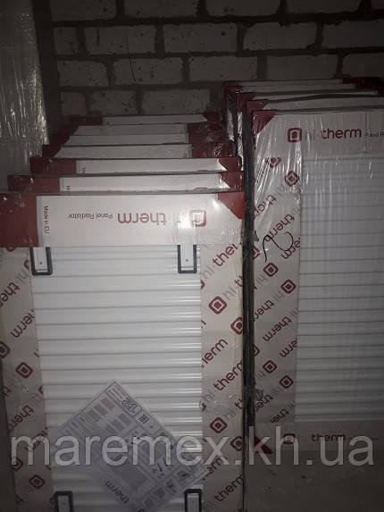 Стальной радиатор Hi-Therm т22 500х1200 Украина