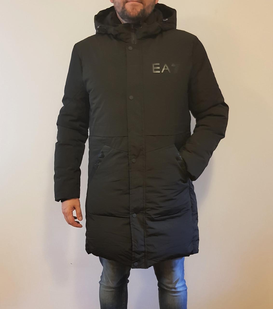 510d2a078a7b Куртка Emporio Armani EA7 - Criss Cross - мультибрендовый интернет-магазин  в Киеве