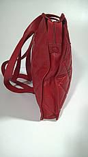 Сумка женская натуральная мягкая кожа бренд NO NAME(Франция), фото 2
