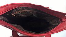 Сумка женская натуральная мягкая кожа бренд NO NAME(Франция), фото 3