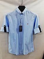 Мужские рубашки бренд оптом в ассортименте цветов d4bcd5c2c2555
