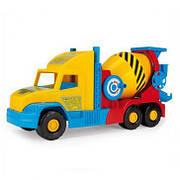 "Бетономешалка мал. ""Super Truck"", в кор. 59*28см, ТМ Wader (4шт)"