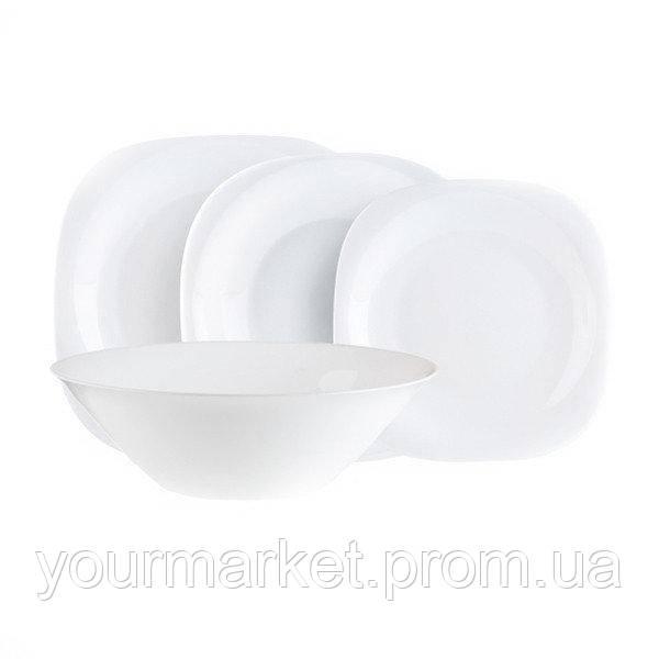 Купить Сервиз столовый Luminarc Carine White 19 предметов N2185/E6344
