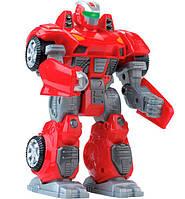 Робот М.А.R.S. на батарейках Hap-p-kid, красный (4040T-4043T-4)
