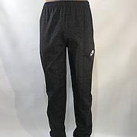 Спортивные штаны в стиле Nike под манжет (большие размеры) 56,58 серые, фото 1