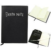Блокнот Тетрадь смерти с пером ручкой Death note
