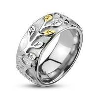 Женское  кольцо из ювелирной стали