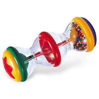 Погремушка развивающая, разноцветные шарики, Tolo