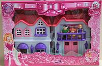Дом My house set с аксессуарами для девочки в коробке