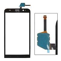 Сенсорный экран (тачскрин) Asus ZenFone 2 ZE551ML чёрный