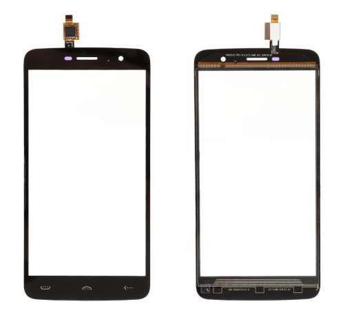 Сенсорный экран (тачскрин) Ergo A551 | HomTom HT17 чёрный