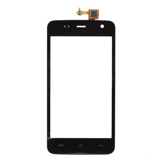 Сенсорный экран (тачскрин) Explay Vega чёрный