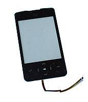 Сенсорный экран (тачскрин) Fly E210 чёрный ориг. к-во