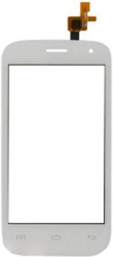 Сенсорный экран (тачскрин) Fly IQ445 Genius white orig