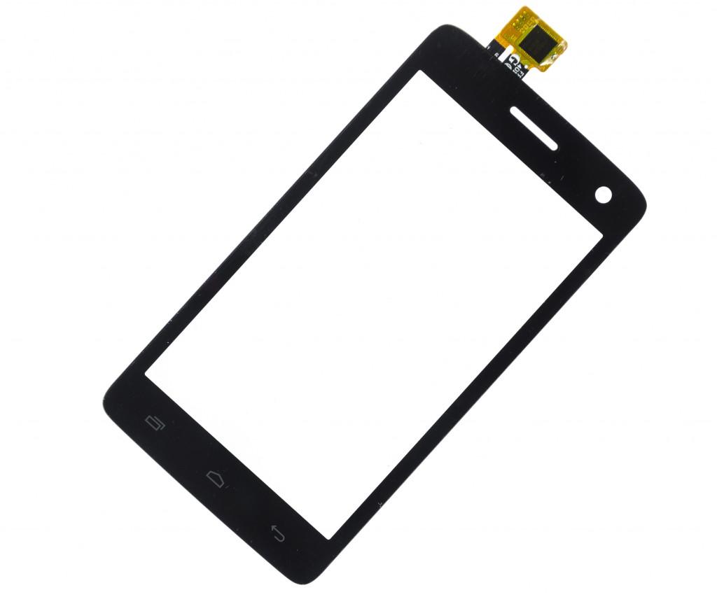 Сенсорный экран (тачскрин) Fly IQ4490i Era Nano 10 чёрный orig