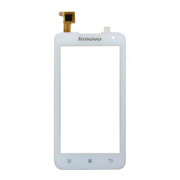 Сенсорный экран (тачскрин) Lenovo A526 white orig