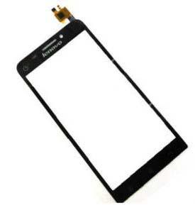 Сенсорный экран (тачскрин) Lenovo A828T чёрный ориг. к-во