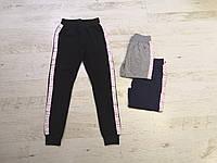 Спортивные брюки для девочек оптом, Seagull, 134-164 рр, фото 1