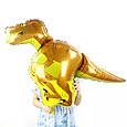 Фольгированный шар Динозавр Велоцираптор 123*92 см, фото 3