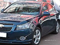 Окантовка противотуманных фaр Chevrolet Cruze