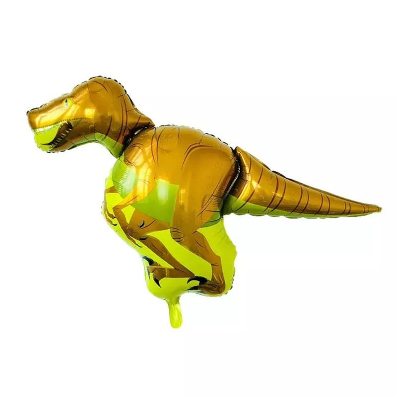 Фольгированный шар Динозавр Велоцираптор 123*92 см