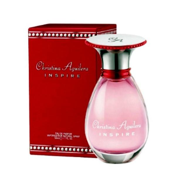Женская туалетная вода Christina Aguilera Inspire (свежий цветочный аромат) копия