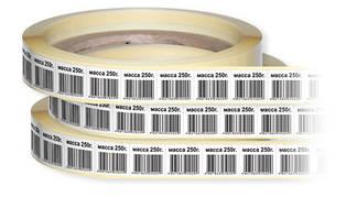 Плівка для друку штрих кодів