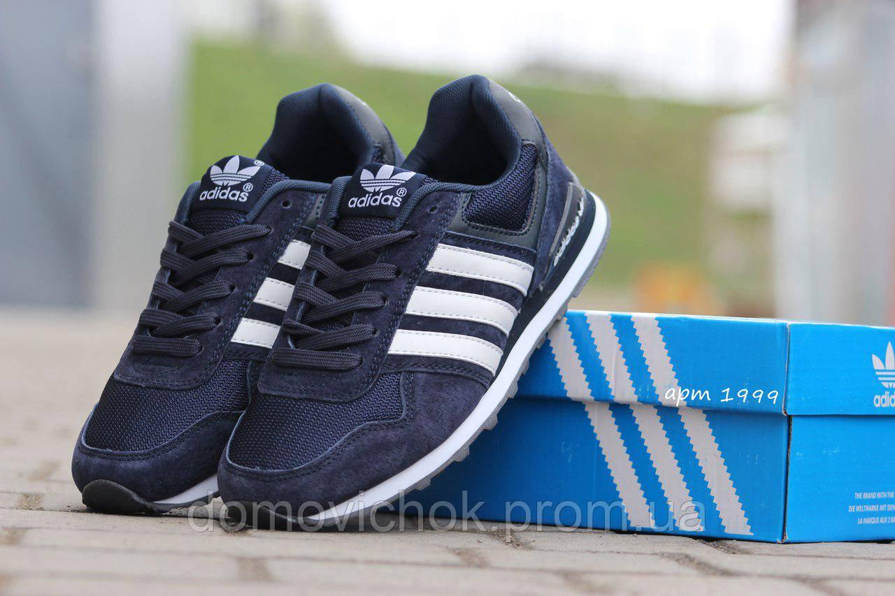 Adidas Zx Racer Blue Black