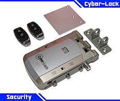 Скрытый замок невидимка Cyber-Lock (2 пульта). Распродажа!