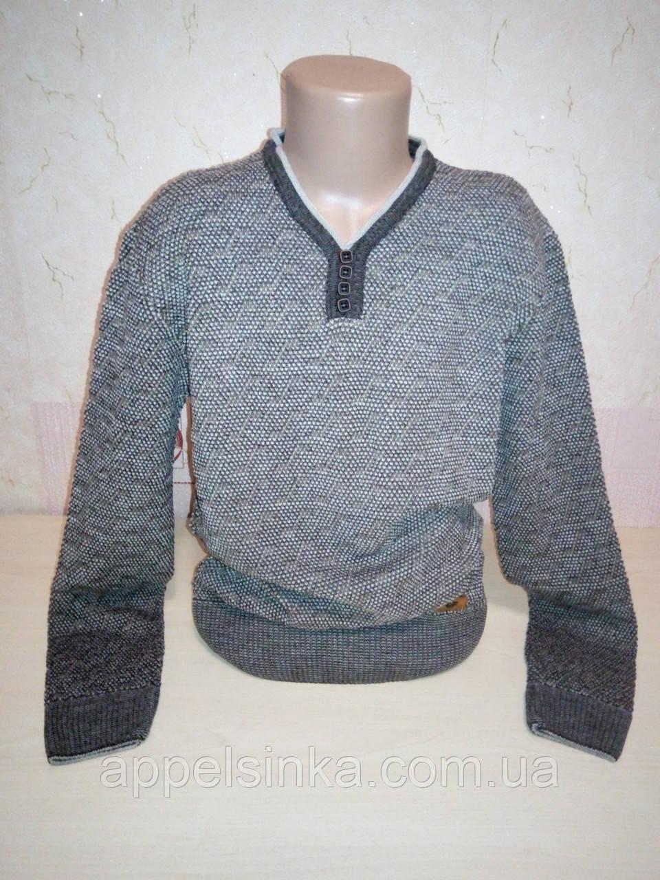 вязаный свитер для мальчиков 42размер продажа цена в краматорске