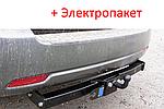 Фаркоп - Кросовер Kia Sorento (2006-2009)