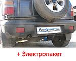 Фаркоп - Kia Sportage Кроссовер (1994-2005) кроме maxi
