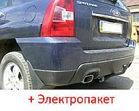 Фаркоп - Kia Sportage Кроссовер (2005-2010)