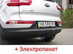 Фаркоп - Kia Sportage Кроссовер (2010-2015)
