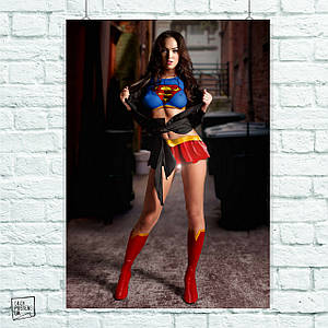 Постер Megan Fox, Меган Фокс (60x85см)